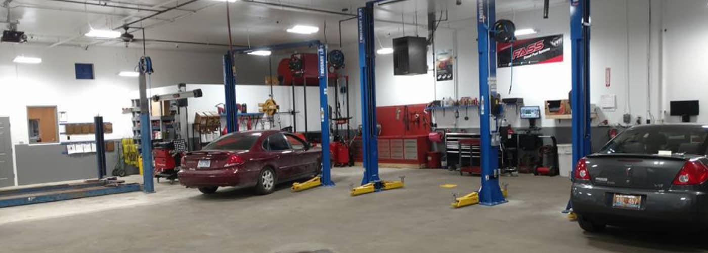 Stroebel automotive garage