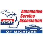 Automotive service association Michigan