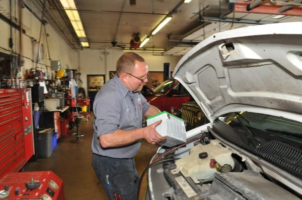 Car & Truck Battery Service