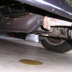 oil leak repair saginaw