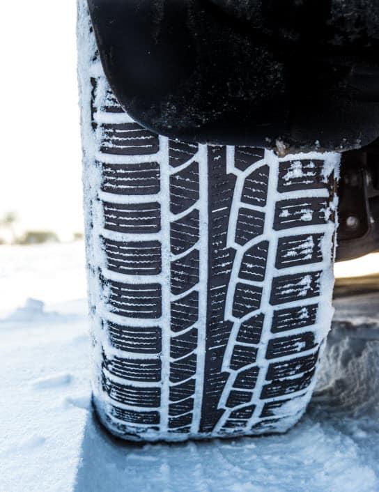 Winterized Tires | Tire Tread | Stroebel Automotive