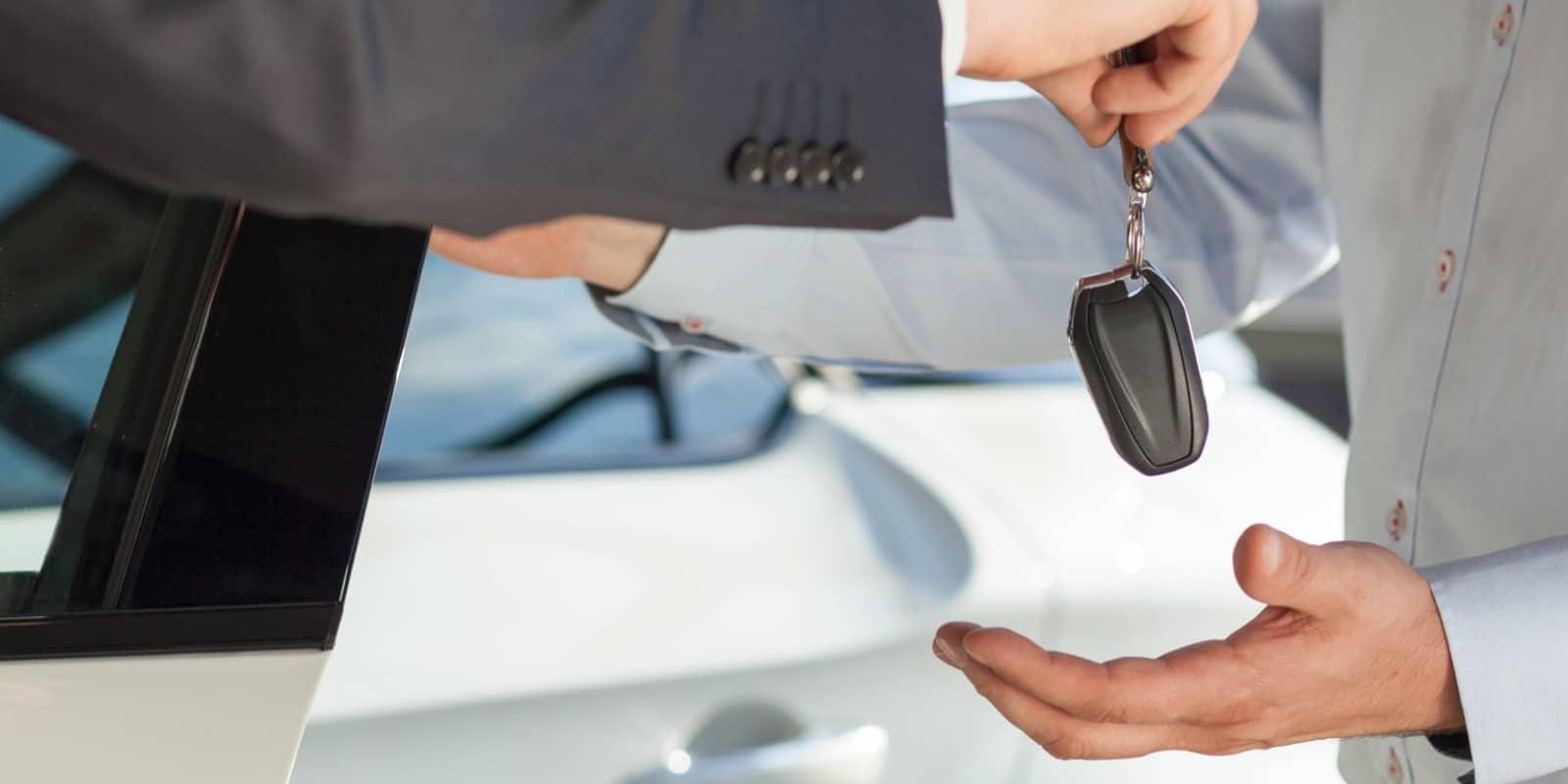 stroebel loaner car and rentals