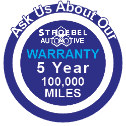 100,000 mile warranty stroebel automotive