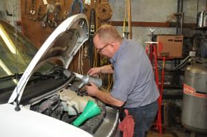 oil leak repair stroebel automotive Saginaw MI