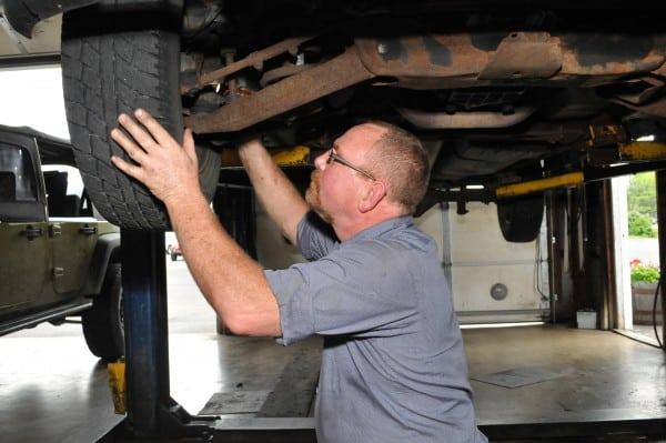 Brake Repair Services Saginaw