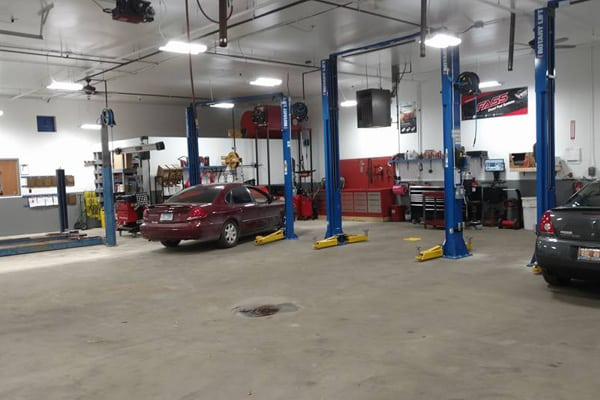 Stroebel Automotive repair shop