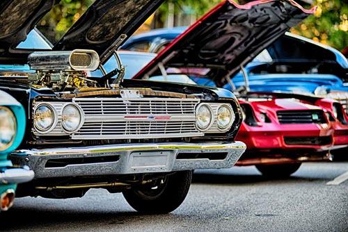 classic car service center saginaw