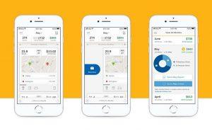 mile IQ auto app